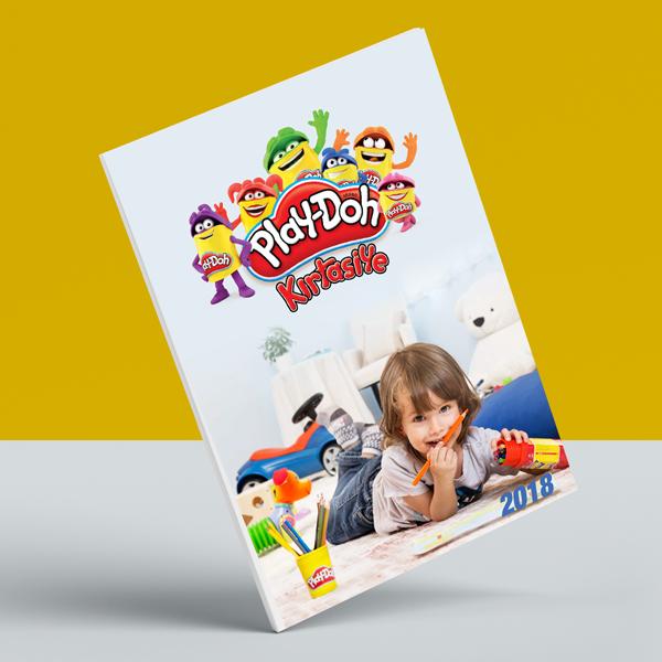 Play-Doh 2018 Kataloğu
